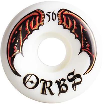 Orbs Wheels - Welcome Skateboards Orbs Specters Whites Wheels | 56mm