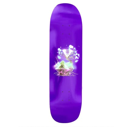 Alltimers Fairy Good Cruiser Skateboard Deck - 8.75""