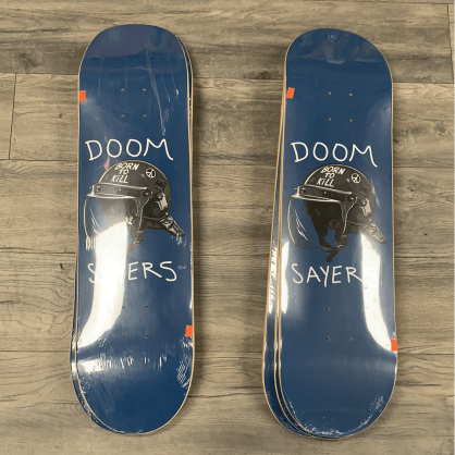 Doom Sayers Born To Kill Deck