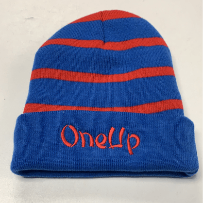 One up beanies Samurai
