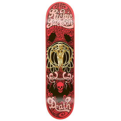 "Death Skateboards - Richie Jackson Collectors Deck 8.25"" Wide"