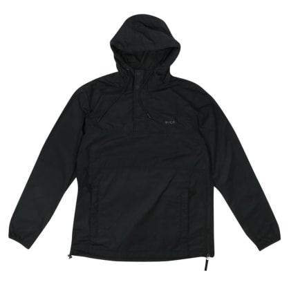 Krail Anorak Jacket - Black