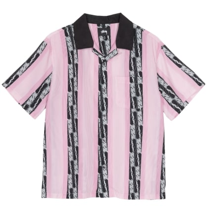 Stussy - Deco Striped Shirt