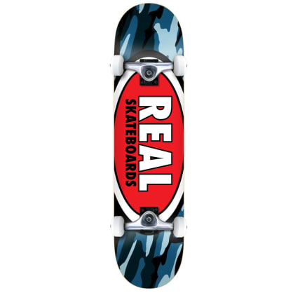 REAL Team Oval Camo Complete 7.3