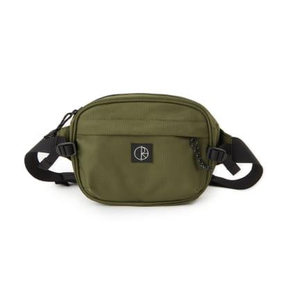 Polar Skate Co Cordura Hip Bag - Army Green