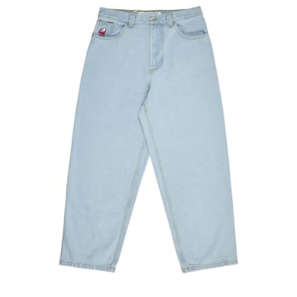 Polar Skate Co Big Boy Jeans - Bleach Blue