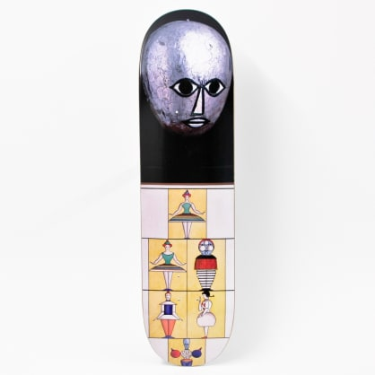 Isle Mike Arnold Triadic Deck 8.25""