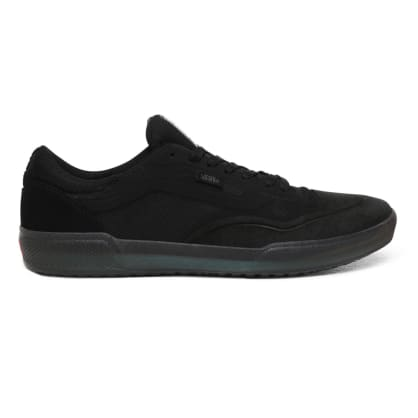 Vans AVE Pro Skate Shoes - Black / Smoke