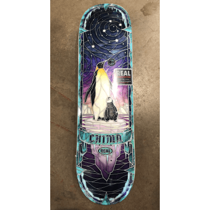 Real Chima Cathedral Skateboard Deck