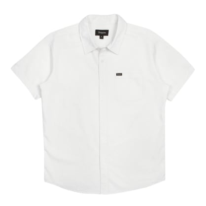 Charter Oxford S/S - Off White