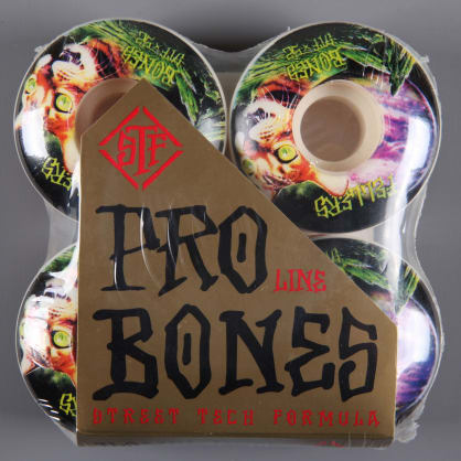 Bones 'STF Fellers Galaxy Cat' 52mm V3 Wheels