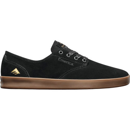 EMERICA Romero Laced Black/Gum