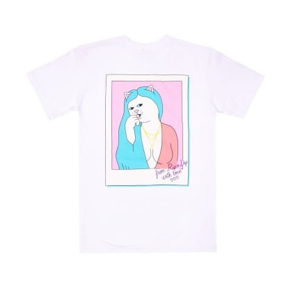 Ripndip Love Letter T-Shirt - White