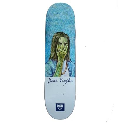 "DGK Dane Vaughn pro deck - 8.06"""