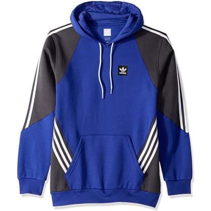 Adidas Insley Hoodie - Action Blue