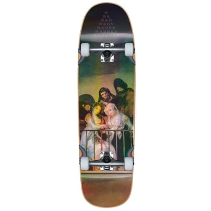 """Madness Skateboards Creeper Holographic Custom Complete 8.5"""""""