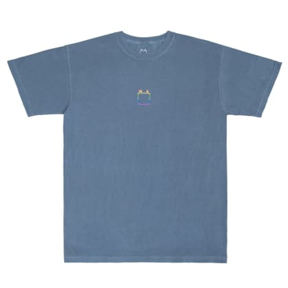 WKND Rainbow Logo T-Shirt - Blue