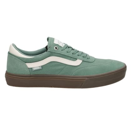 Vans Crockett 2 Pro Skate Shoes - Hedge Green / Dark Gum