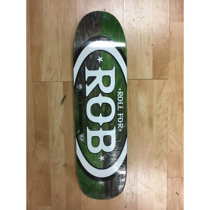 REAL ROLL FOR ROB DECK - 8.6