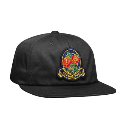 HUF Tenderloin Roses 6 Panel Hat