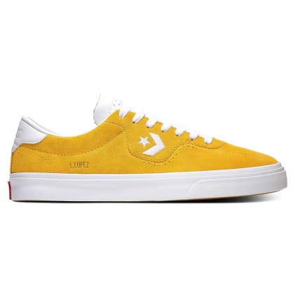 Converse Cons Louie Lopez Pro Sunflower Gold/Enamel Red