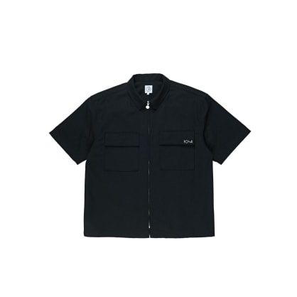Polar Skate Co Work Shirt - Black