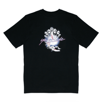 Yardsale - Scream T-Shirt - Black