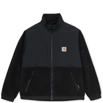 Carhartt WIP Nord Jacket - Black / Black