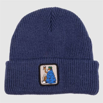 Pass~Port Cold Out Beanie - Navy
