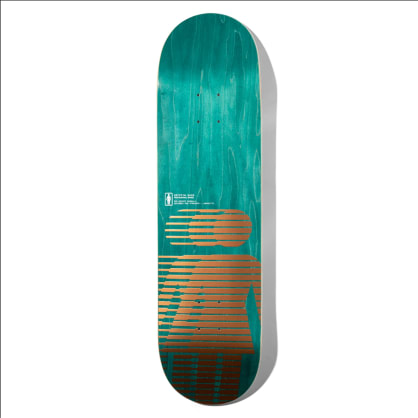 "Girl - Gass Hero Pop Secret Deck (8.5"")"