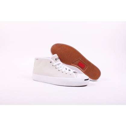 Cons Jack Purcell Pro Mid White/White/White