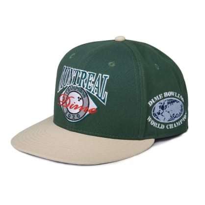 Dime 'Montreal Champion' Hat (Green)