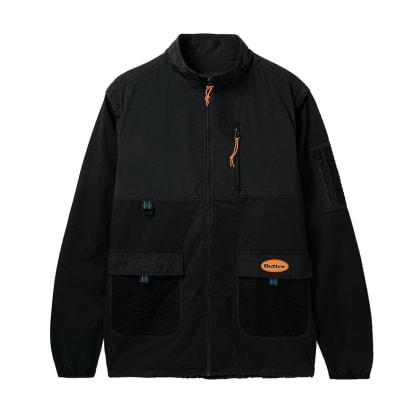 Butter Goods - Field Convertible Jacket - Black