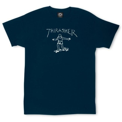 Thrasher Gonz Tee Navy Blue