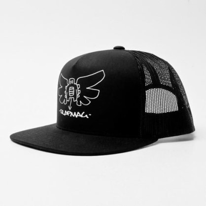 Slap X Huf Trucker Black