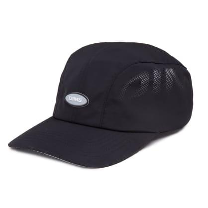 Dime Perf Cap - Black