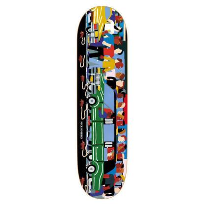 """Polar Skate Co Nick Boserio Limo Skateboard Deck - 8.25"""""""