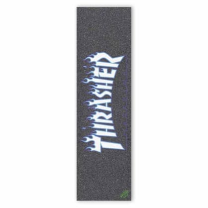 Mob x Thrasher Japan Flame Sheet Grip Tape
