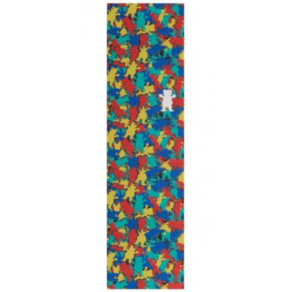 Grizzly Pattern Fill OG Bear Grip Tape