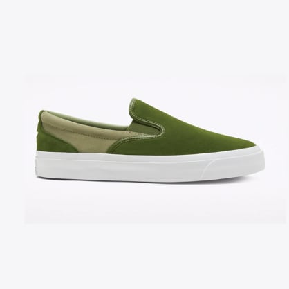 Converse One Star CC Slip On - Cypress Greenstreet Sage