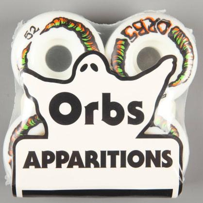 Orbs 'Apparitions Whites' 52mm 99A Wheels