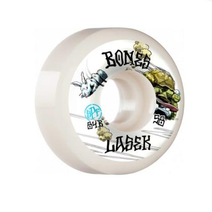 Bones SPF Bucky Lasek Tortoise & Hare P5 Sidecut 84b