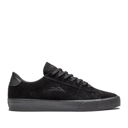 Lakai Newport Suede Skate Shoes - Black