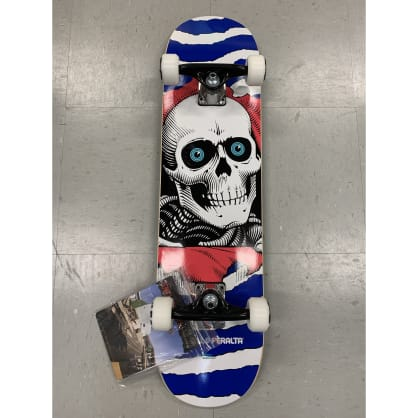 Powell Peralta Skateboards Reaper Complete Blue 7.8