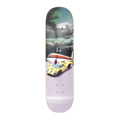 Fucking Awesome Tyshawn Jones TJ Racer Skateboard Deck 8.18