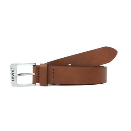 Levis Free Leather Belt - Brown