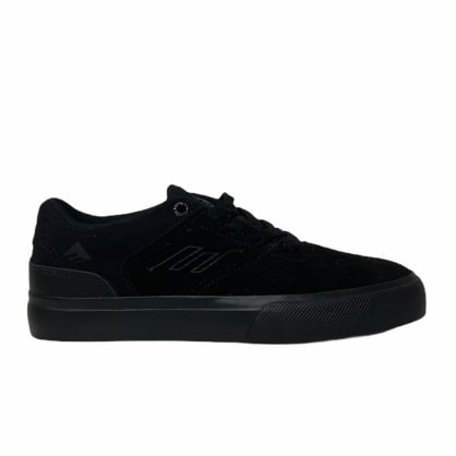 Emerica YOUTH The Reynolds Low Vulc Black Black Black