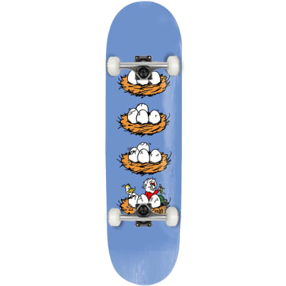 Pass~Port - What U Thought - Eggs - Complete Skateboard - 8.0""
