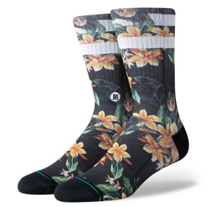 Stance Socks - Stance Nankului Socks   Black