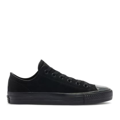 Converse CONS CTAS Pro Low Top Skate Shoes - Black / Black / Black